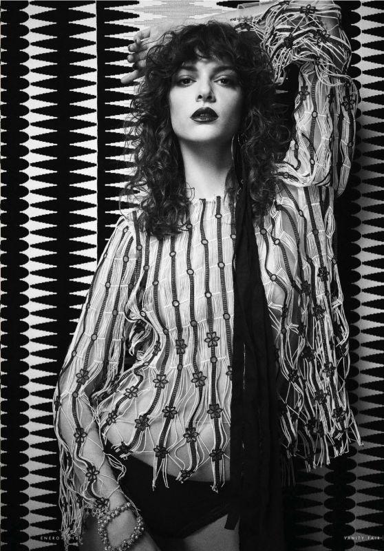 Marta Ortiz - Vanity Fair Mexico January 2016 Issue