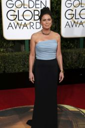 Maura Tierney – 2016 Golden Globe Awards in Beverly Hills