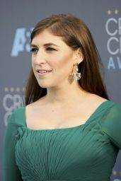 Mayim Bialik – 2016 Critics' Choice Awards in Santa Monica