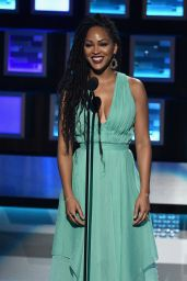 Meagan Good – 2016 People's Choice Awards in Microsoft Theater in Los Angeles