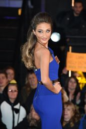 Megan McKenna - Celebrity Big Brother UK Launch, January 2016