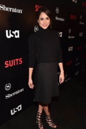 Meghan Markle - Suits Season 5 Premiere & Press Conference  in Los Angeles