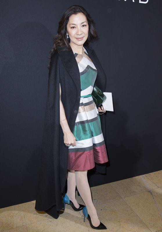 Michelle Yeoh – Elie Saab Fashion Show – Paris Fashion Week Haute Couture Spring Summer 2016