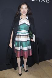 Michelle Yeoh – Elie Saab Fashion Show – Paris Fashion Week Haute Couture Spring Summer 2016
