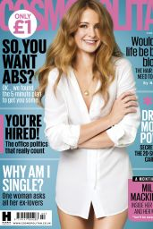 Millie Mackintosh - Cosmopolitan Magazine UK February 2016