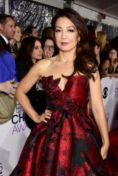 Ming-Na Wen – 2016 People's Choice Awards in Microsoft Theater in Los Angeles