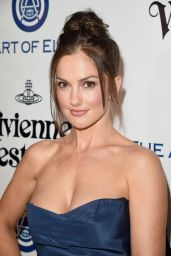 Minka Kelly – The Art of Elysium 2016 HEAVEN Gala in Culver City, CA