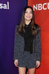 Miranda Cosgrove - NBCUniversal Winter TCA Tour -