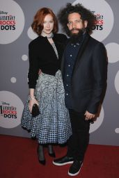 Molly Quinn - Minnie Mouse Rocks The Dots Art And Fashion Exhibit in Los Angeles 01/22/2016