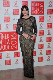 Monica Bellucci - Sidaction Gala Dinner 2016 in Paris