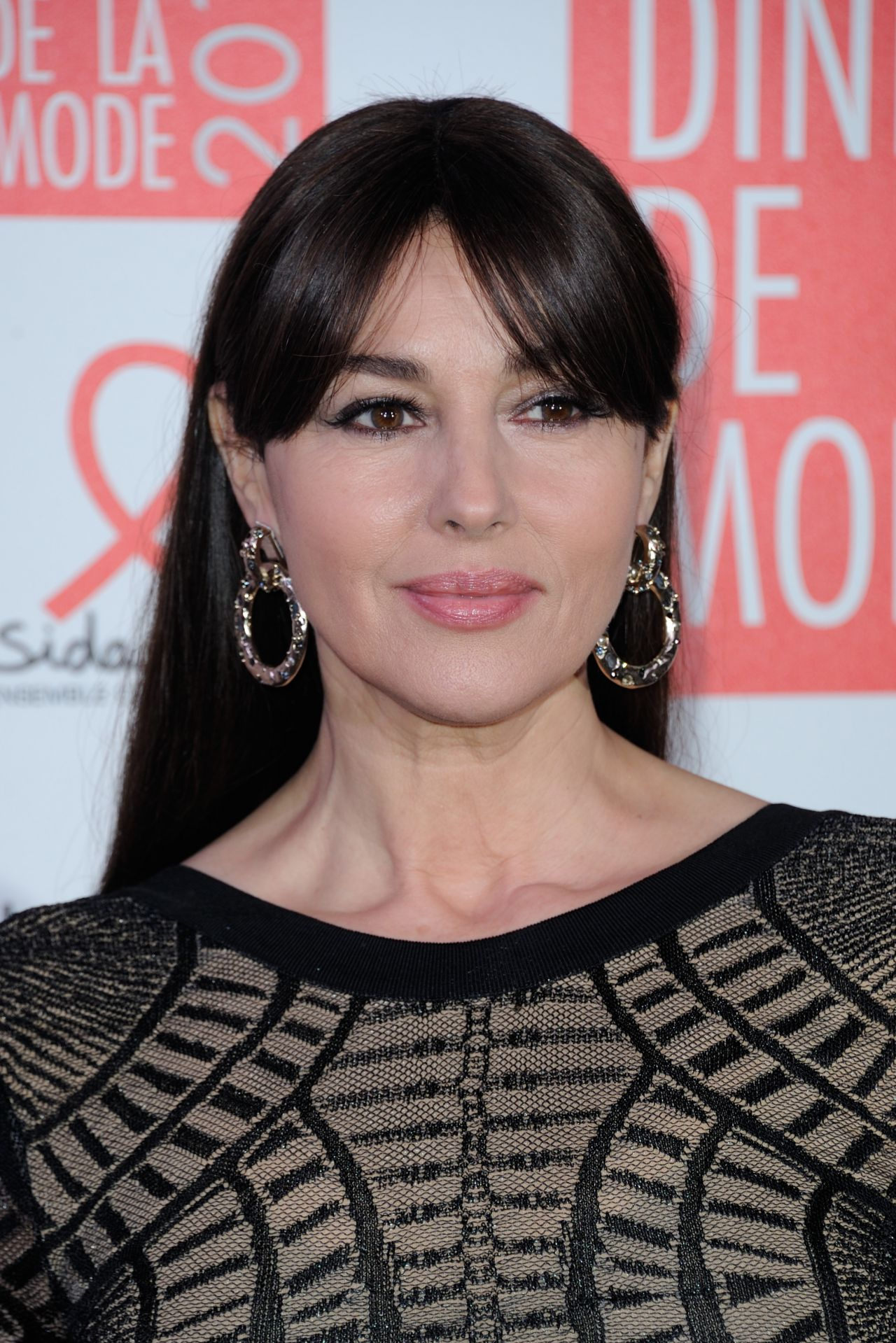 Monica Bellucci – Sidaction Gala Dinner 2016 in Paris Monica Bellucci