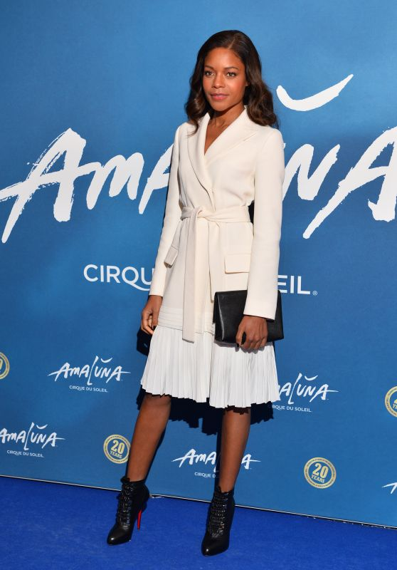 Naomie Harris – Cirque Du Soleil 'Amaluna' Premiere in London, January 2016