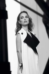 Natalie Portman - Photoshoot for Diorskin Forever 2016