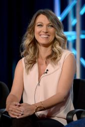 Natalie Zea - 2016 TCA Turner Winter Press Tour Presentation in Pasadena