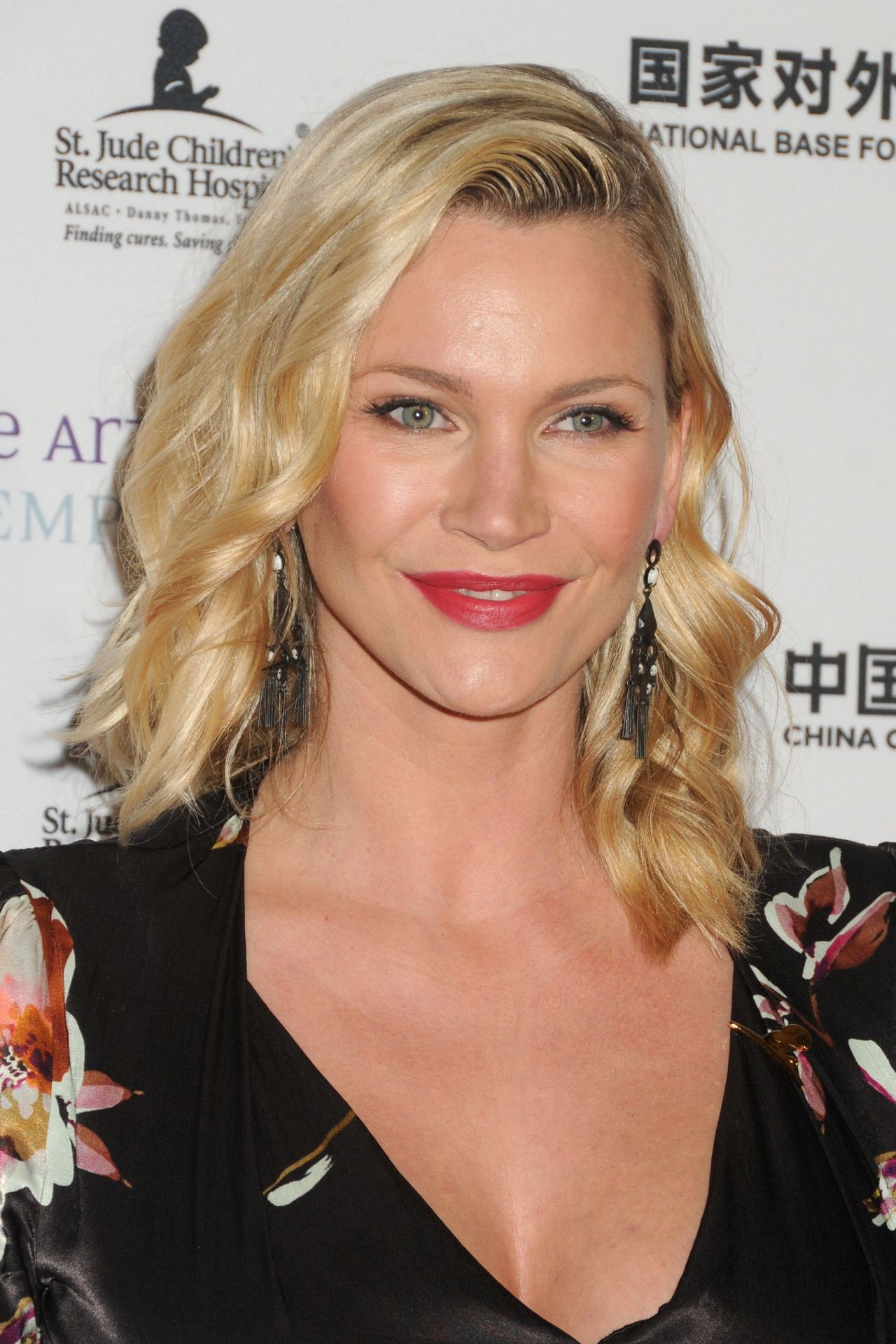 Natasha Henstridge - LA Art Show and The Los Angeles Fine ...