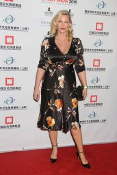 Natasha Henstridge - LA Art Show and The Los Angeles Fine Art Show 2016