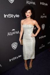 Nathalie Emmanuel – InStyle And Warner Bros. 2016 Golden Globe Awards Post-Party in Beverly Hills