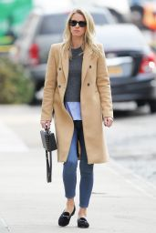 Nicky Hilton - Out in New York City, January 2016