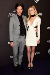 Nicola Peltz - InStyle And Warner Bros. Golden Globe Awards 2015 Post-Party in Beverly Hills