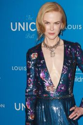 Nicole Kidman – 6th Biennial UNICEF Ball in Beverly Hills 1/12/2016