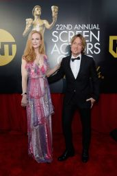 Nicole Kidman – SAG Awards 2016 at Shrine Auditorium in Los Angeles