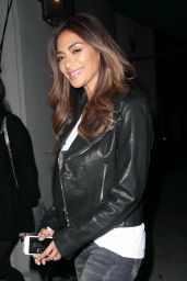 Nicole Scherzinger Night Out - at Craig