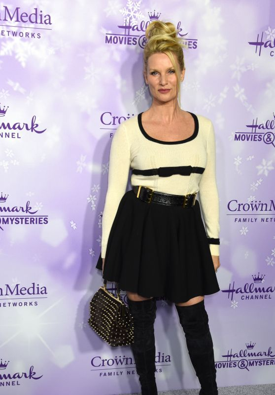 Nicollette Sheridan - Hallmark Channel Movies And Mysteries Winter 2016 TCA Press Tour in Pasadena