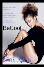 Nina Agdal - BeCool Magazine January 2016