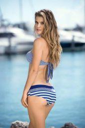 Nina Agdal in a Bikini – Leonisa Collection 2016