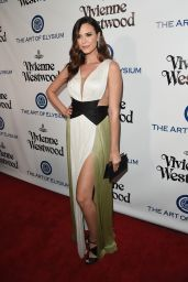 Odette Anabelle – The Art of Elysium 2016 HEAVEN Gala in Culver City, CA