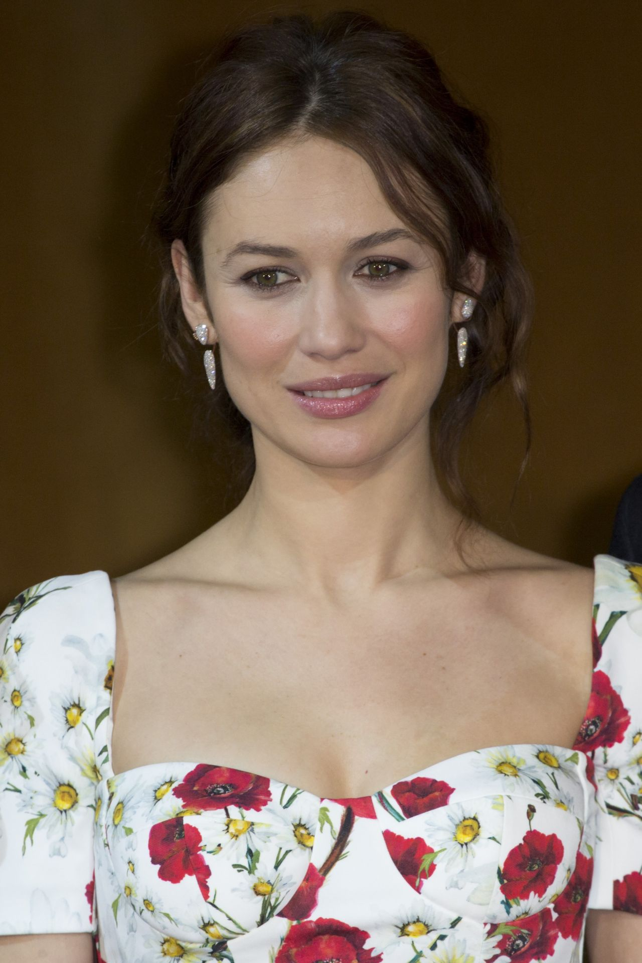 Olga Kurylenko – 'La Corrispondenza' Photocall in Rome, January ...