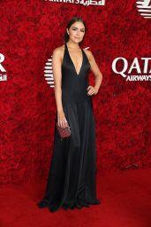 Olivia Culpo at Qatar Airways Los Angeles Gala, January 2016