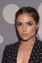Olivia Culpo – Minnie Mouse Rocks The Dots Art And Fashion Exhibit in Los Angeles 01/22/2016
