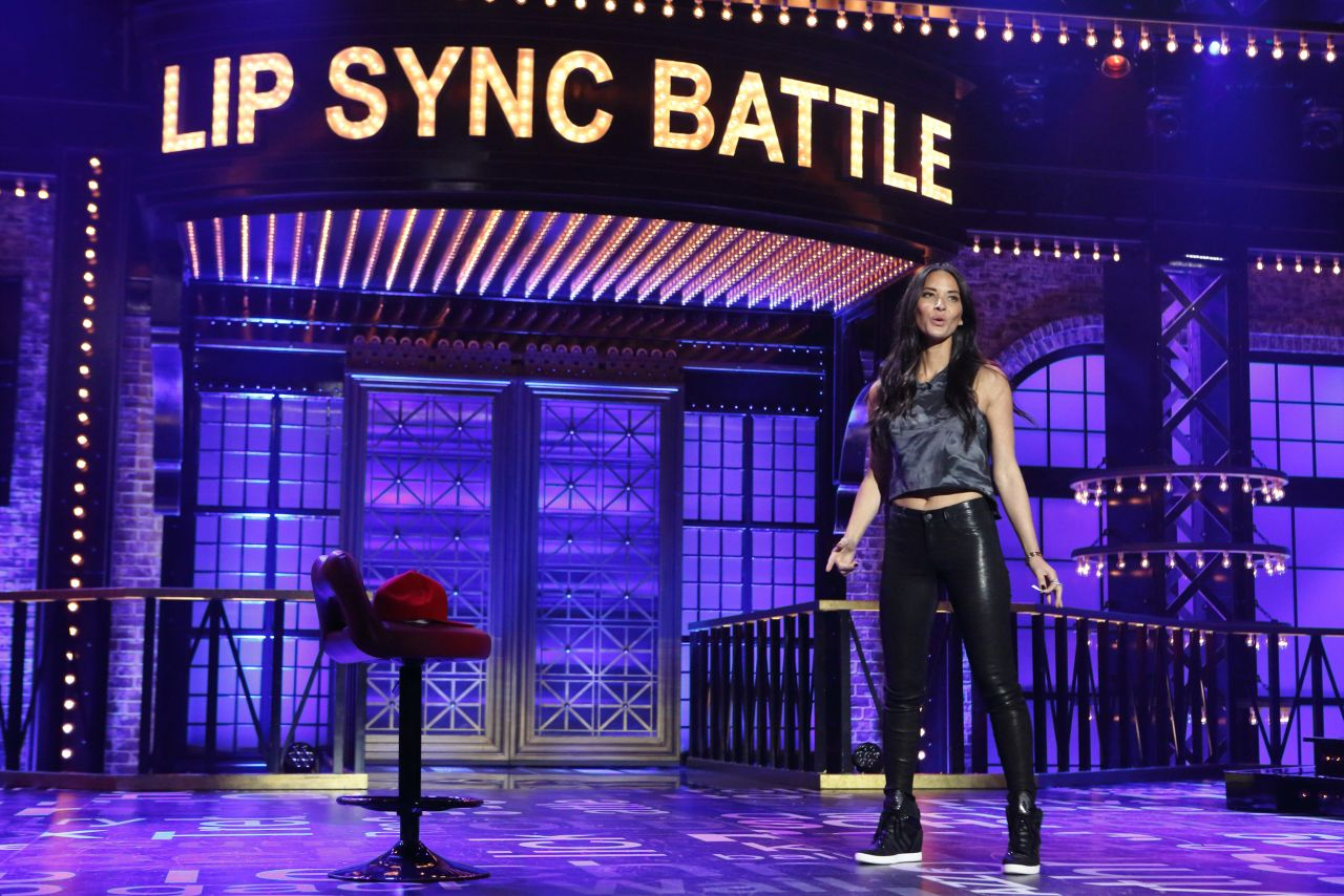 Olivia Munn Lip Sync Battle Season 2 Promos January 2016