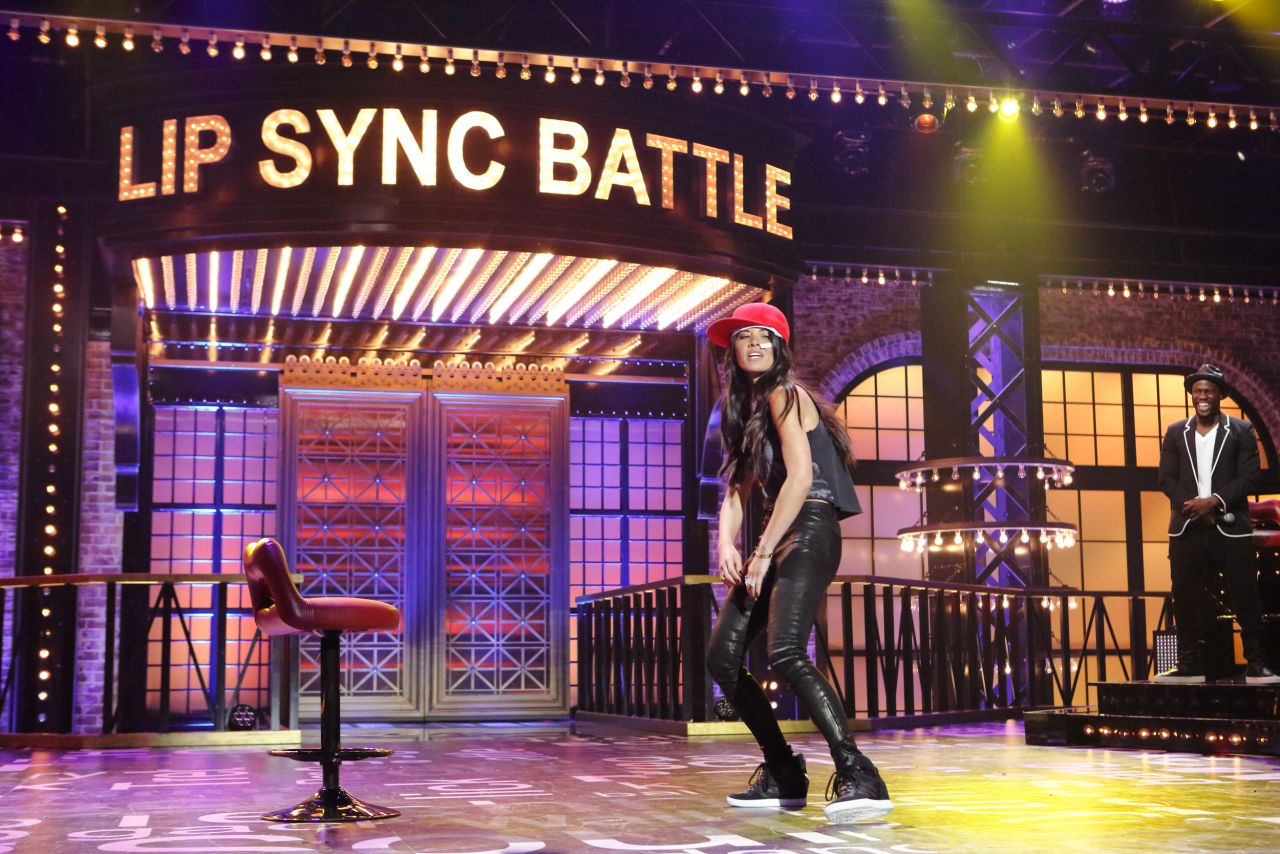 Olivia Munn Lip Sync Battle Season 2 Promos January 2016