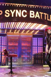 Olivia Munn - Lip Sync Battle Season 2 Promos, January 2016