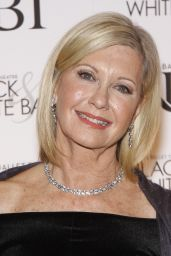 Olivia Newton-John - Olivia Newton-John is honored as the NBT Woman of the Year in Las Vegas, January 2016