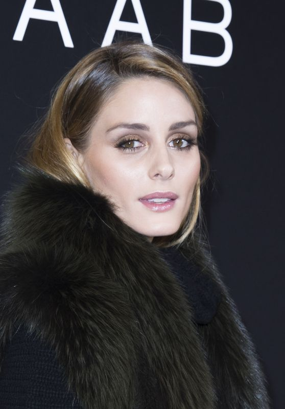 Olivia Palermo – Elie Saab Fashion Show – Paris Fashion Week Haute Couture Spring Summer 2016