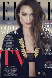 Olivia Wilde - ELLE Magazine February 2016 Cover