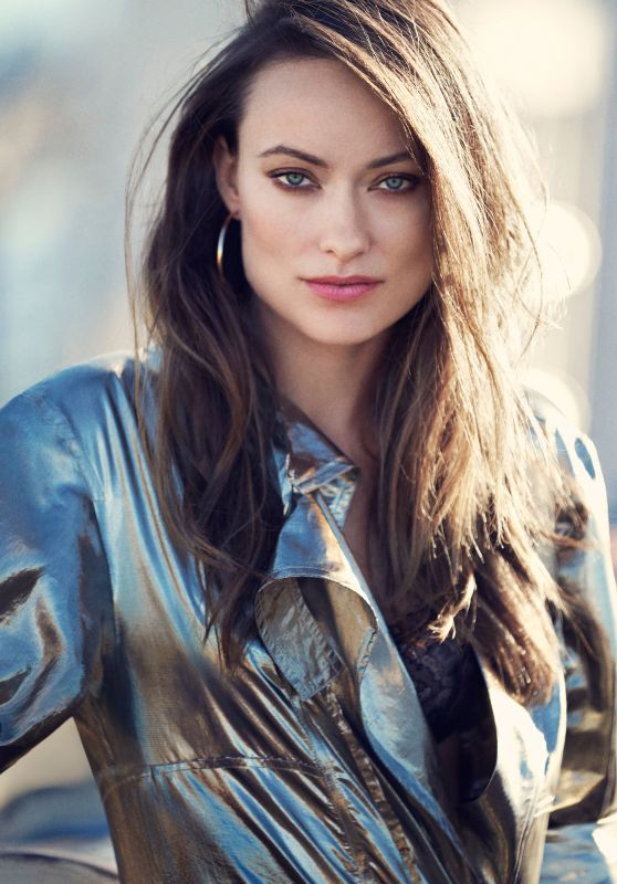 Olivia Wilde - Photo Shoot for ELLE February 2016