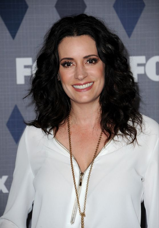 Paget Brewster - 2016 Fox TCA Winter All-Star Party in Pasadena, CA