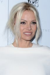 Pamela Anderson – Stella McCartney Autumn 2016 Presentation in Los Angeles, CA
