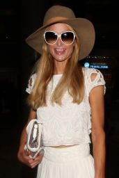 Paris Hilton Style - at LAX in Los Angeles, CA 1/6/2016