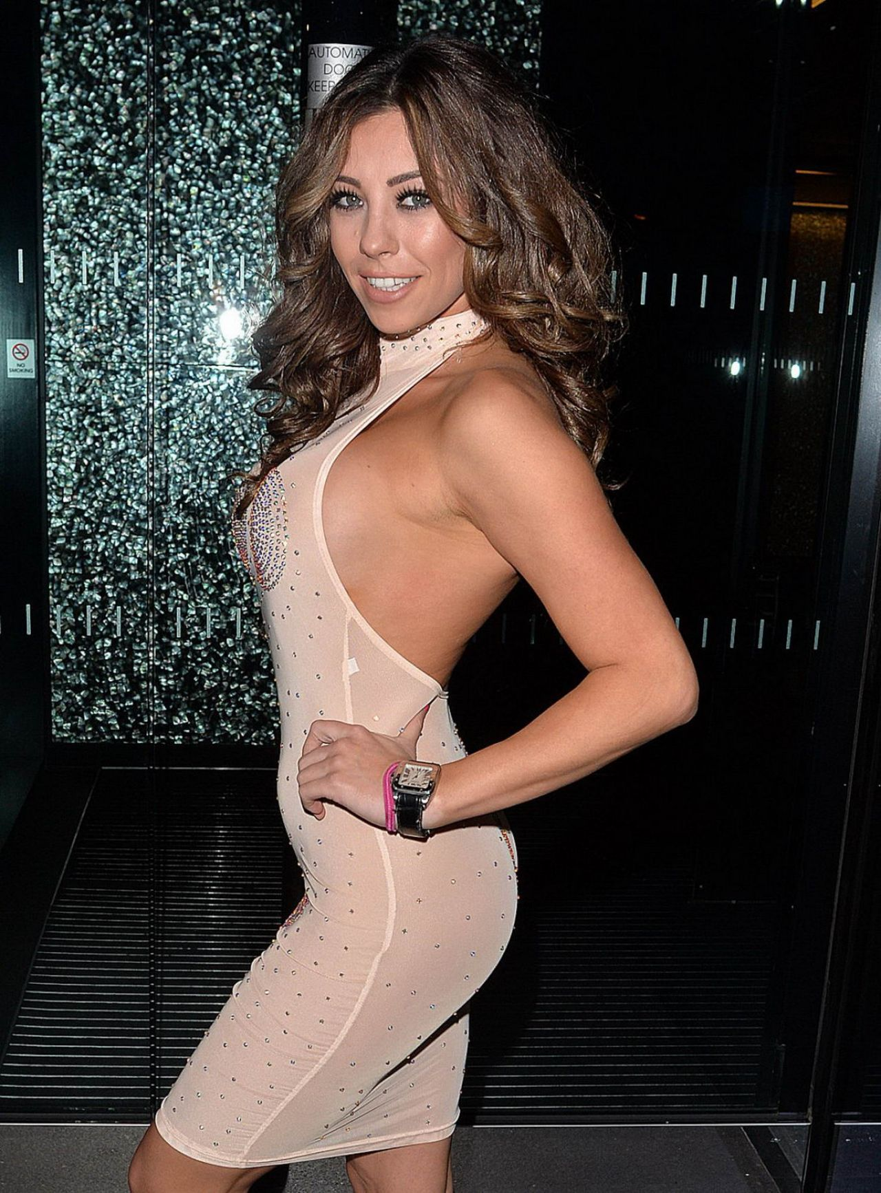 Pascal Craymer Night Out Style Nobu Restaurant In Park