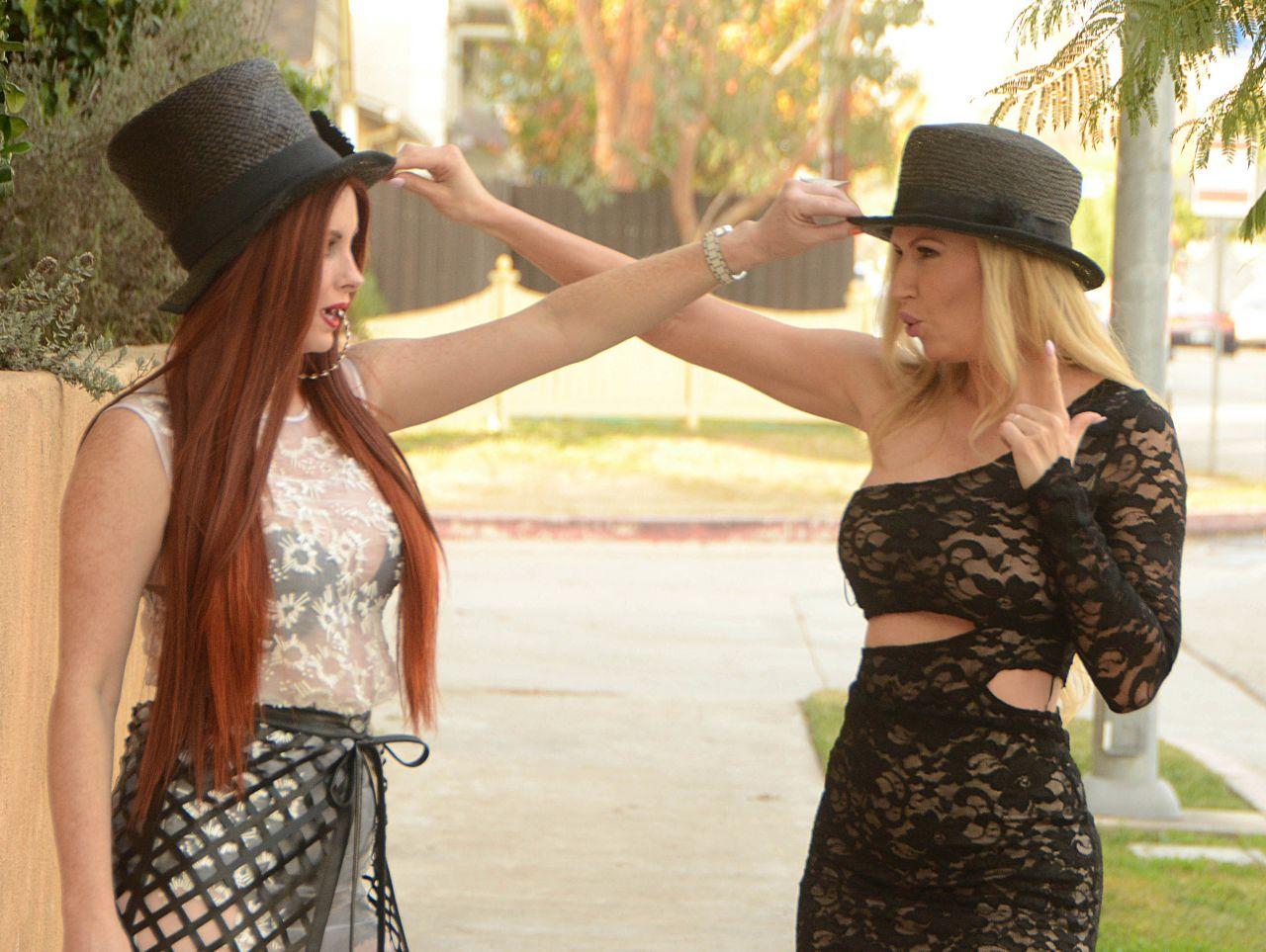 Phoebe Price And Ana Braga