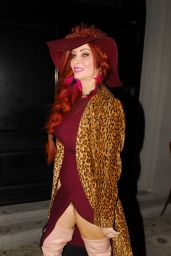 Phoebe Price Night Out Style - at Craig