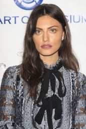 Phoebe Tonkin – The Art of Elysium 2016 HEAVEN Gala in Culver City, CA