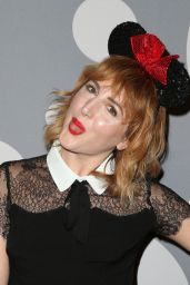 Piera Gelardi – Minnie Mouse Rocks The Dots Art And Fashion Exhibit in Los Angeles 01/22/2016