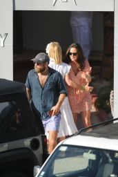 Pippa Middleton - Leaving Nikki Beach in Saint Barthelemy 1/3/2016