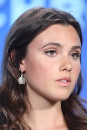 Poppy Drayton - MTV 2016 Winter TCA Panel in Pasadena, January 2016